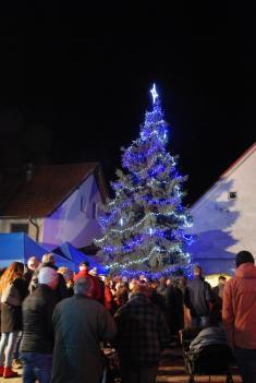 Slavnostní rozsvěcení vánočního stromu 2019