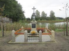 Obnova Kříže Antonie Kubínové u Stráže nad Nežárkou a Křížku