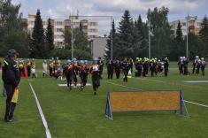 Krajské kolo hry PLAMEN v Milevsku 2018